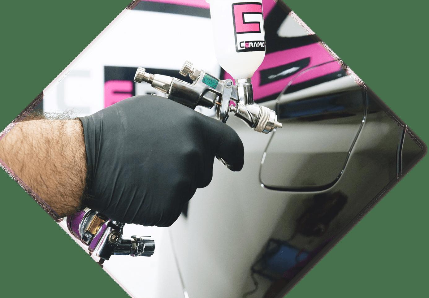 Защитное нанокерамическое покрытие